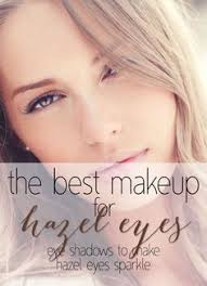 the best eye makeup for hazel eyes