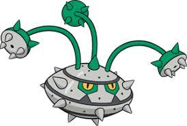 Ferroseed Evolution Chart Pokemon 2598 Shiny Ferrothorn Pokedex Evolution Moves