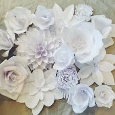 Giant Paper Flower Backdrop Creating Paper Flower Backdrop Youtubedding Flowers How To Make For