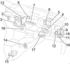 2013 2017 toyota rav4 (xa40) fuse box diagram fuse diagram 2015 toyota rav4 fuse box location at 2013 Toyota Rav4 Fuse Box