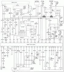1994 toyota pickup wiring