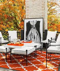 Wrought Iron Patio Furniture Transitional Deck patio