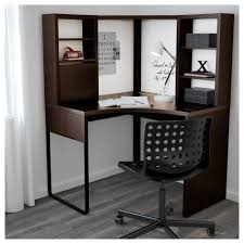 full size of modern corner desk ikea micke workstation white wooden study table with shelves computer office