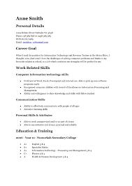 Teenage Resume Template Australia Download Teenage Resume Template Haadyaooverbayresort Examples Of 1