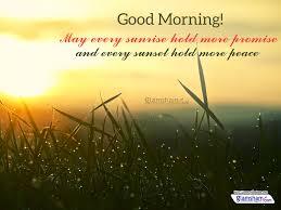 Good Morning Summer Quotes Best of Good Morning 24 Glamsham