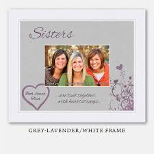 Personalized Sisters Frame Personalized Sister Picture Frame Etsy Gorgeous Uff I Have No Sister I Need A Sister