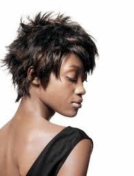 Hairstyles Black Haircuts Thrilling Short Natural Hair Black Women