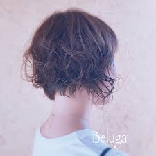 くせ毛ショートの人必見弱いくせ毛強いくせ毛のヘアカタログお