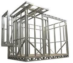 Prefab Room Addition Kits Prefab Backyard Studio Now Available As 6800 Diy Kit Curbed