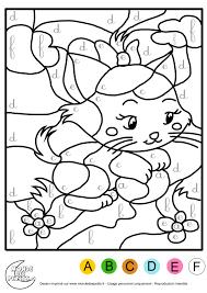 Image Result For Coloriage Magique Pour Enfants En Fran Ais