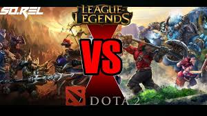league of legends vs dota 2 which one is better youtube
