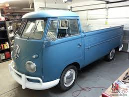 1960 Volkswagen bus single cab. Very solid, straight, and rust free.