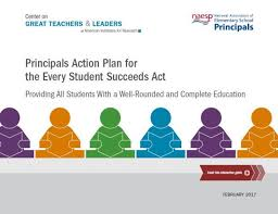 Essa And Nclb Comparison Chart Every Student Succeeds Act Implementation Naesp
