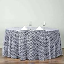round lace tablecloths white polyester fl tablecloth oval round lace tablecloths