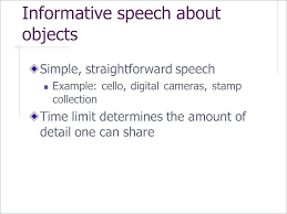 Demonstration Speech Outline Format – Nortetic