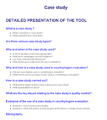 case study better evaluation share