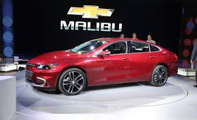chevrolet new car release2016 Chevrolet Malibu Hybrid Pricing Released  News  Car and