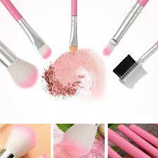 5x soft eyeshadow makeup brushes set pro eye shadow blending make up brushes