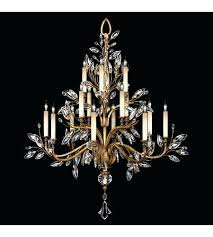 16 light chandelier for gold at foundry lighting fine art lamps crystal laurel in bronze 16 light chandelier