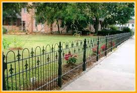 metal fence styles. Fence Styles Of Awesome Backyard Yard Metal Ideas Design Decor Tips Chic Rod T