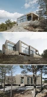 Swedish Design House 19 Examples Of Modern Scandinavian House Designs