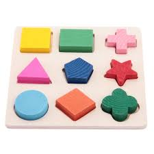 details about 9pcs puzzles jigsaw wooden kids child preschool educational puzzle toy fun game