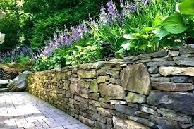 rock walls landscaping pictures wall garden ideas a sandstone bush river kids room idea rock walls landscaping