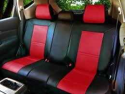 custom car seat covers 40 60 full split