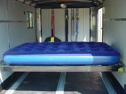 Cabinets For Cargo Trailers Enclosed Trailer Cabinet Ideas Google Search Aaron Pinterest