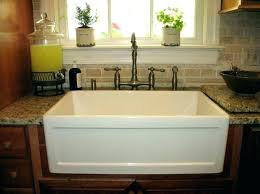 full size of white farmhouse sink 60 40 with dark cabinets 33 inch cast iron drop