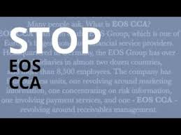 Eos Cca Eos Cca Calling Debt Abuse Harassment Lawyer