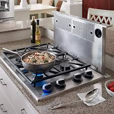 stove with downdraft vent.  Downdraft Renaissance Epicure ERV3015 30 Downdraft Range Hood With EasyToClean  Filters Infinite Blower To Stove Vent T