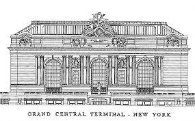 AD Classics Pennsylvania Station  McKim Mead U0026 White  ArchDailyGrand Central Terminal Floor Plan
