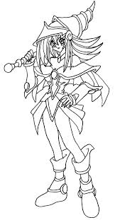 Luckily, thanks to a myriad of awesome support cards and upgraded forms, dark magician remains a. Yu Gi Oh Coloring Pages Yu Gi Oh Dark Magician Girl Coloring Pages Cartoon Coloring Pages Curious George Coloring Pages Nemo Coloring Pages