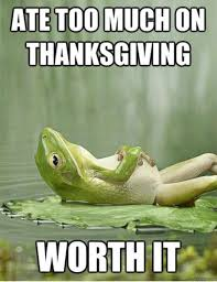In lieu of a huge turkey feast with all the trimmings, here are some quotes, memes and messages of thanks to share today in celebration of. 30 Funny Thanksgiving Memes For Everyone At Your Dinner