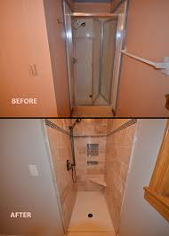 Small Bathroom Remodeling Ideas Before And After Pictures - Bathroom remodel tulsa