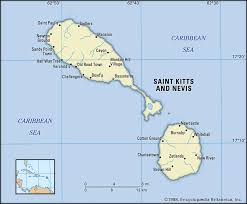 St Kitts Climate Chart Saint Kitts And Nevis Culture History People Britannica