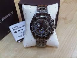 Quality Ef-550bk Redbull All Watch Top Replica Edifice Watches Men Black Casio 011-114815550
