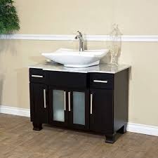 Small Bathroom Sink Cabinets Bathroom 2 Sets Bathroom Sink Vanity Wood Dark Color Paint