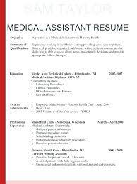 Certified Medical Assistant Resume Custom 28 Best Of Medical Assistant Resume Templates Screepics