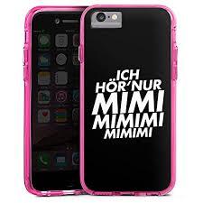 Apple Iphone X Bumper Hülle Bumper Case Glitzer Hülle Sprüche