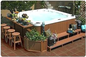above ground jacuzzi. Contemporary Ground 5 Ways To Improve Your Spa Or Hot Tub Appeal Above Ground In Jacuzzi Fault  Full For H
