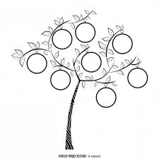 Template Tree 013 Family Tree Drawing Simple Template Breathtaking Ideas