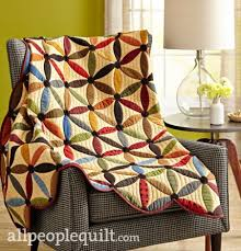 American Patchwork & Quilting October 2015 | AllPeopleQuilt.com & Daisy Chains Adamdwight.com