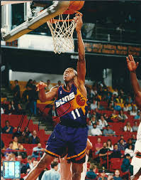 Autographed Wesley Person 8x10 Phoenix Suns Photo at Amazon's Sports  Collectibles Store