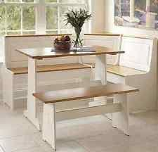 breakfast nook furniture. corner breakfast nook kitchen dining set booth table bench country furniture bar