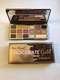 Eyeshadow <b>Too Faced Chocolate Gold</b> Palette for sale online | eBay
