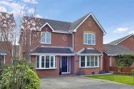 Perry Fields, Crewe 4 bed detached house - £264,950