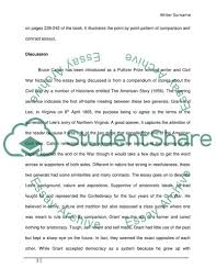 How To Write A Compare And Contrast Essay In Third Person