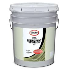 white ceiling paintSpeedwall 5 gal Flat Interior Ceiling PaintGPL000005  The